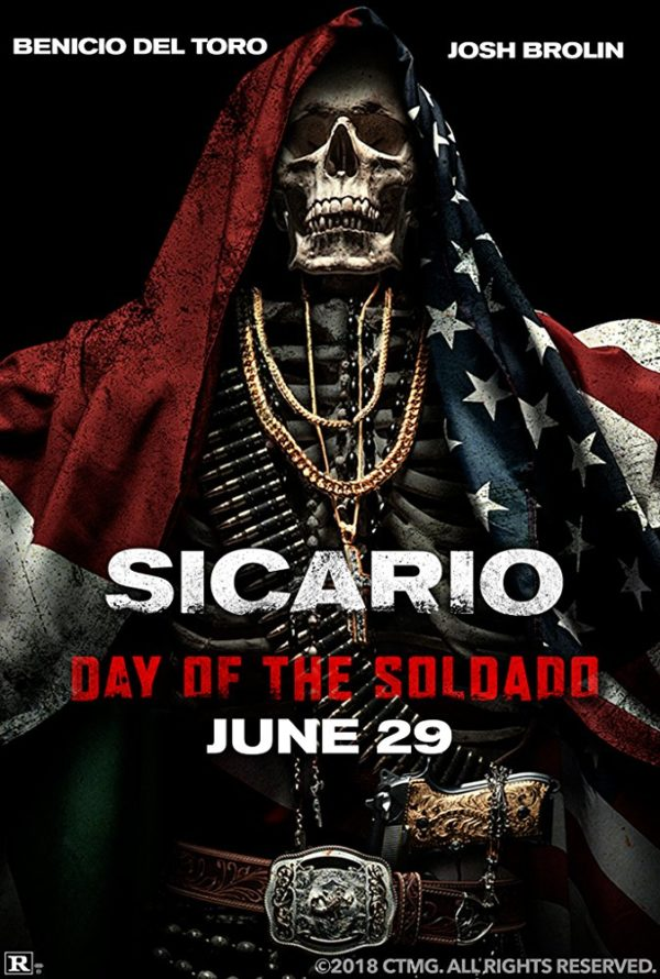 Sicario Day Of The Soldado 4 Gavels 65 Rotten Tomatoes The