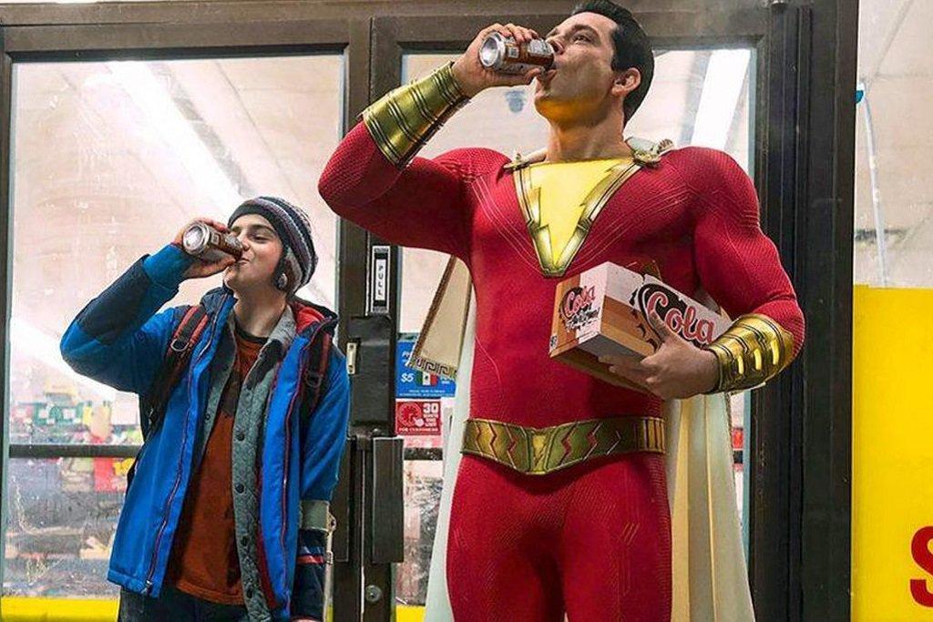 Shazam - 3 5 Gavels 93% Rotten Tomatoes - The Movie Judge