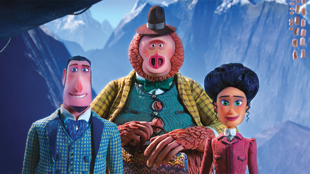 Missing Link - 3 Gavels 89% Rotten Tomatoes - The Movie Judge