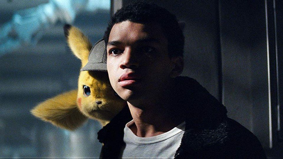 Pokemon Detective Pikachu - 4 Gavels 66% Rotten Tomatoes - The Movie Judge