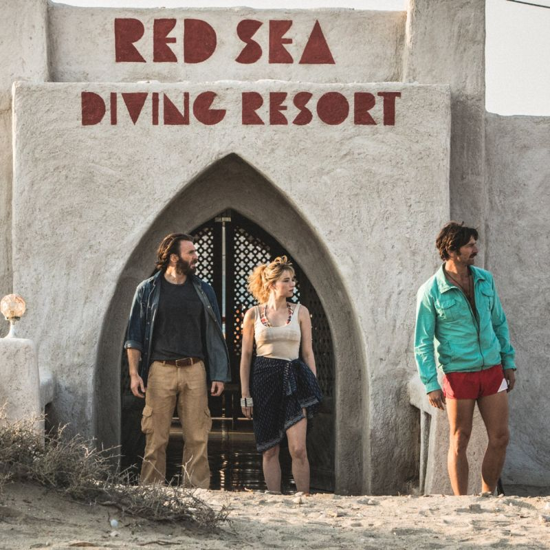 Red Sea Diving Resort - 3 0 Gavels 44% Rotten Tomatoes - The